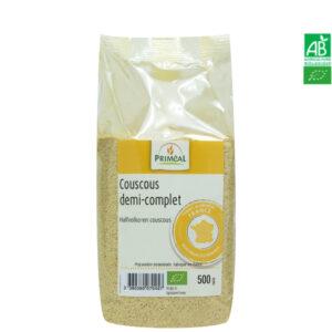 Couscous Demi-Complet 500g Priméal