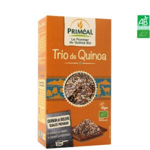Trio de Quinoa Bio 500g Priméal