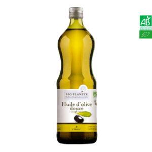 Huile d'Olive Vierge Extra Douce 1L Bio Planète
