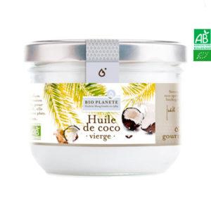 Huile de Coco Vierge 400ml Bio Planète