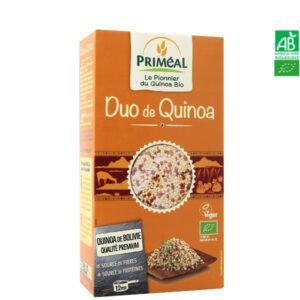 Duo Quinoa Bio 500g Priméal