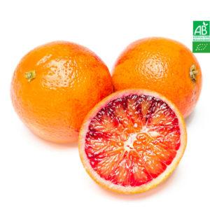 Orange Sanguine Bio Sicile