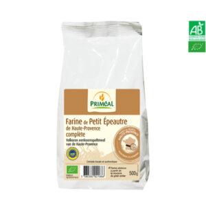 Farine de Petit Epeautre Complète Bio de Haute Provence 500g Priméal