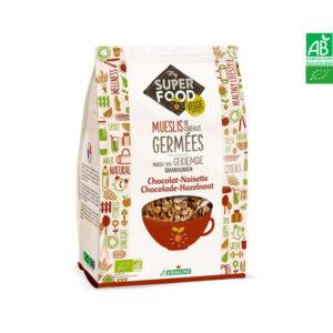 Muesli Chocolat-Noisette 350g Germeline