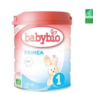 Lait 1er Âge Primea 1 800g Babybio
