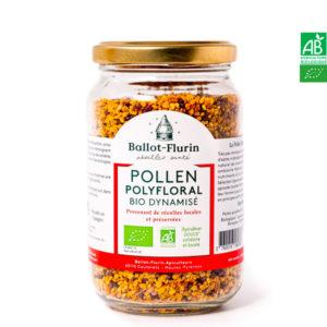 Pollen Polyfloral Dynamisé en pelotes 210g Ballot-Flurin