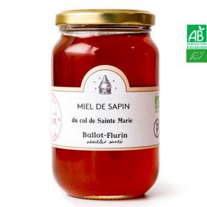 Miel de Sapin du col de Sainte-Marie 480g Ballot-Flurin
