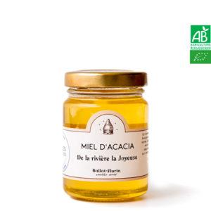 Miel d'Acacia de la Rivière La Joyeuse 125g Ballot-Flurin