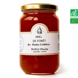 Miel de Forêt des Hautes Corbières 480g Ballot-Flurin