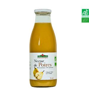 Nectar de Poires 75cl Côteaux Nantais