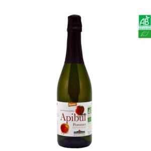 Apibul Pomme Demeter (Jus Pétillant) 75cl Côteaux Nantais