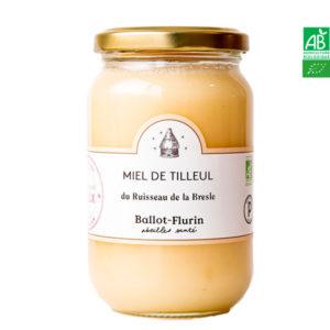 Miel de Tilleul du Ruisseau la Bresle 480g Ballot-Flurin