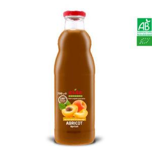 Pur Jus d'Abricot (100%) 700ml Élite Naturel
