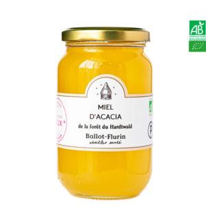 Miel d'Acacia de la forêt du Hardtwald 480g Ballot Flurin