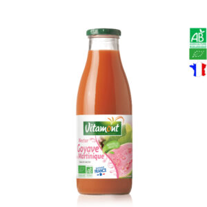 Nectar de Goyave de Martinique Bio 75cl Vitamont