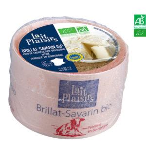 Brillat-Savarin Bio 200g Lait Plaisirs