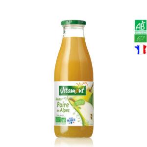 Nectar de Poire des Alpes Bio 75cl Vitamont