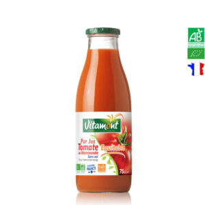 Jus de Tomate de Marmande Bio 75cl Vitamont