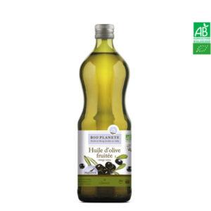 Huile d'Olive Fruité Vierge Extra 1Lt Bio Planète