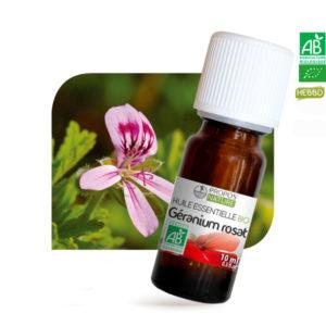 Huile essentielle Bio Géranium 10ml Propos Nature