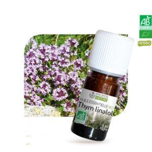 Huile essentielle Bio Thym à Linalol 5ml Propos Nature