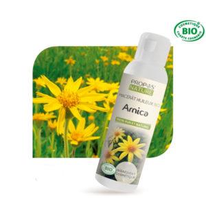 Arnica Bio – Macérat Huileux 100ml Propos Nature