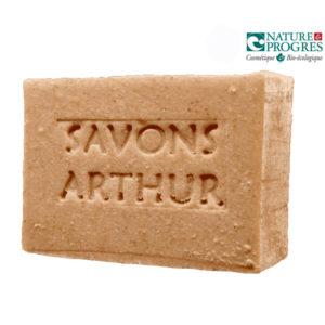 Savon au curcuma (peaux sensibles) +/- 100g Savons Arthur