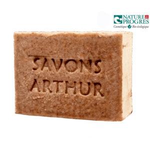 Savon Cannelle (peaux mixtes à grasses) +/- 100g Savons Arthur
