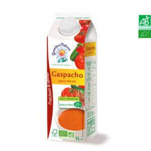 Gaspacho Bio 1L Grandeur Nature