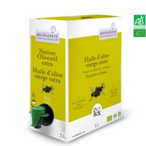 Huile d'Olive Vierge Extra Douce 3l Bio Planète