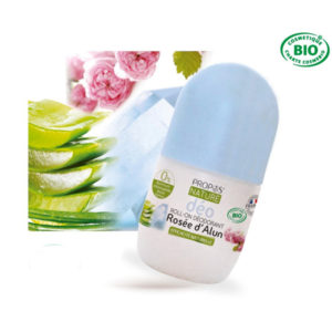 Roll-on déodorant Rosée d'Alun Bio 50ml Propos Nature