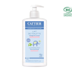 Lait de Toilette 500ml Cattier Paris