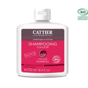 Shampooing Couleur 0% Sulfate 250ml Cattier Paris