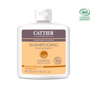 Shampooing Soluté de Yogourt 250ml Cattier Paris