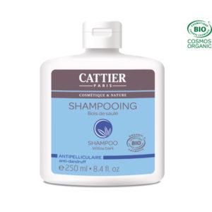 Shampooing Bois de Saule 250ml Cattier Paris