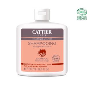 Shampooing Vinaigre de Romarin 250ml Cattier Paris