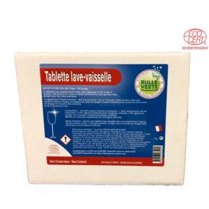 Pastille/Tablette Lave-Vaisselle Naturelle Bulle Verte