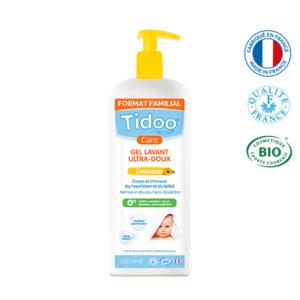 Gel Lavant Ultra-Doux Au Calendula Bio 950 ml Tidoo