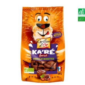 Ka'Ré Chocolat Noisette 500gr Grillon d'Or