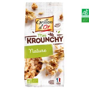 Krounchy Nature 500gr Grillon d'Or
