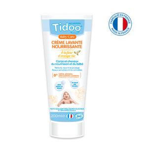 Crème Lavante Nourrissante 200ml Tidoo