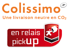 Logo Colissimo Relais Pick-up