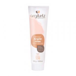 Masque Argile Rose Tube 100g Argiletz