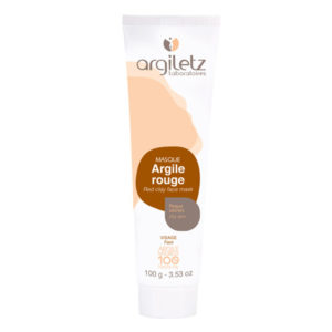 Masque Argile Rouge Tube 100g Argiletz
