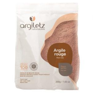 Argile Rouge Ultra Ventilée 200g Argiletz