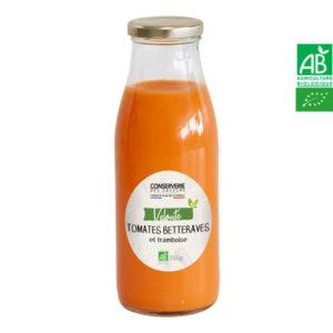 Velouté de Tomate, Betteraves et Framboise 960g Conserverie des Saveurs