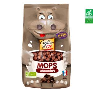 Mops Chocolat Bio 300gr Grillon d'Or