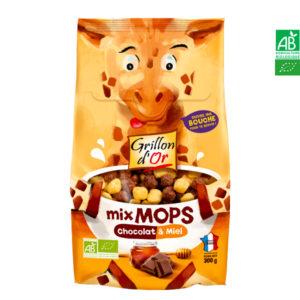 Mix Mops Chocolat et Miel Bio 300gr Grillon d'Or