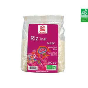 Riz Thaï Blanc 500gr Celnat