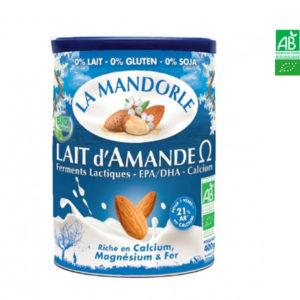 Lait d'Amande Ω 400gr La Mandorle